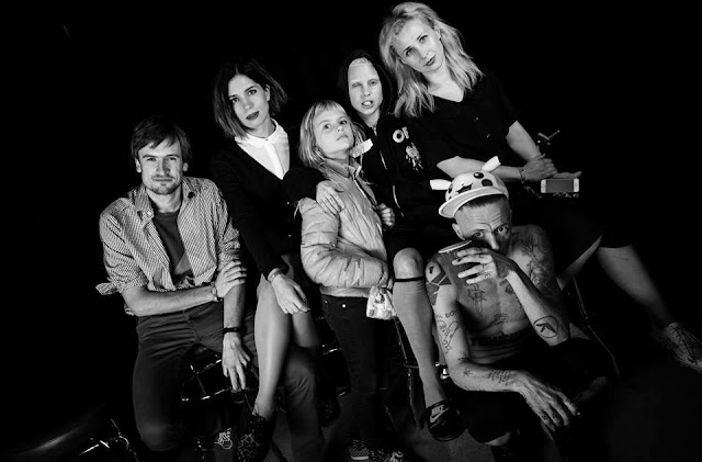 Pussy Riot and Die Antwoord