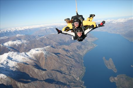 Skydiving in India   My Travel Tales