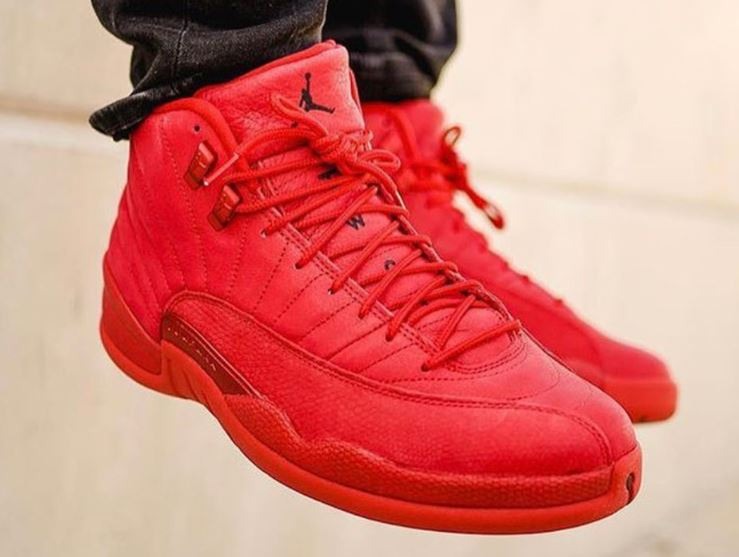 competitive price c0d14 f3c3c Air Jordan 12 Gym Red Retro Available Now