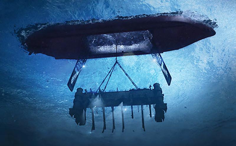 лодка комсомолец поднятие
