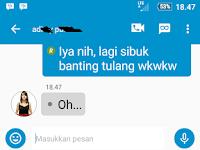 Balasan Chat Lucu