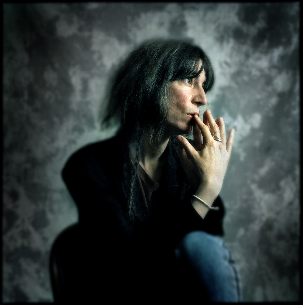 some old pictures I took: Patti Smith