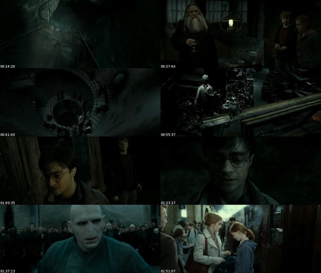 Harry Potter y las reliquias de la Muerte: Parte 2 (2011) [DVDScreener] [Español]