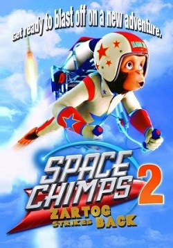 Space Chimps 2 online latino