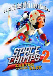 Space Chimps 2 online latino 2010