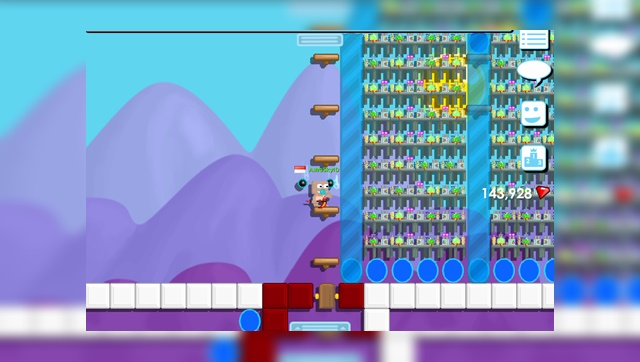 Cara Membuat Science Station di Growtopia