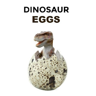 DIY HATCHING DINOSAUR EGGS- what?!?  These are so cool!  Can I be a kid again please??  #kidscrafts #dinosaurcrafts #playrecipes #playrecipesforkids #artsandcraftsforkids #activitiesforkids