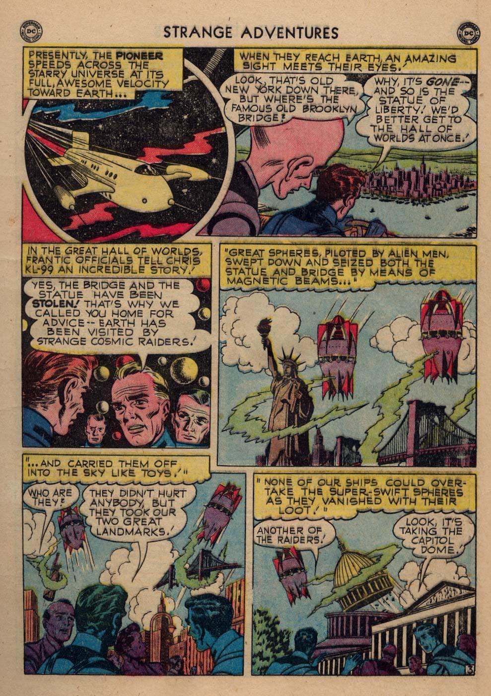 Strange Adventures (1950) issue 3 - Page 5
