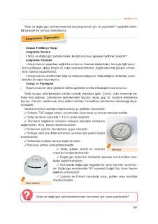 7. Sınıf Kuranı Kerim Ders Kitabı Cevapları Ata sayfa 197