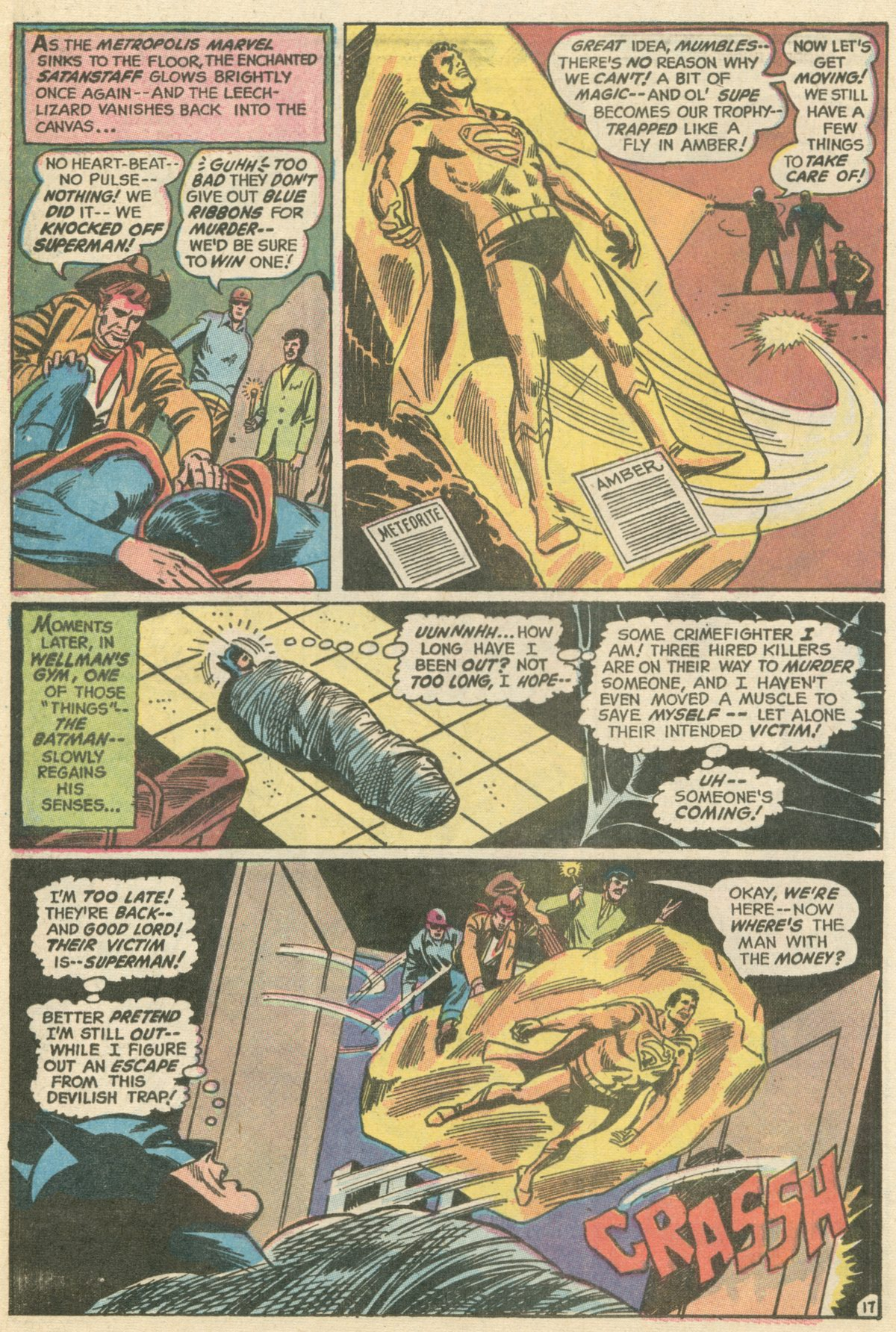 Read online World's Finest Comics comic -  Issue #207 - 22