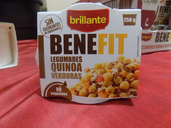 Brillante Benefit