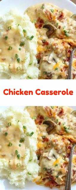 Delicious Chicken Casserole