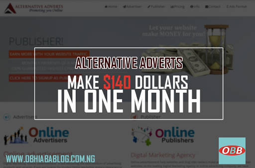alternative adverts