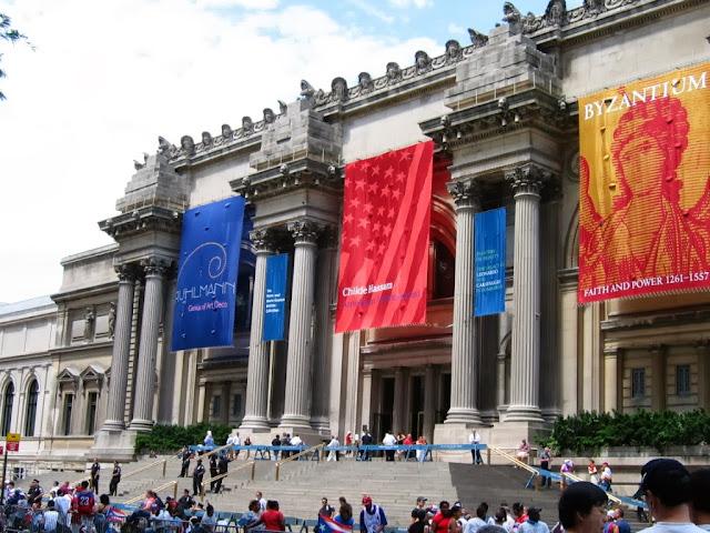 Metropolitan Müzesi, Central Park
