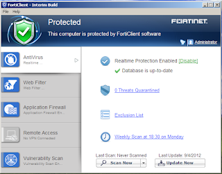 Download FortiClient Free Antivirus