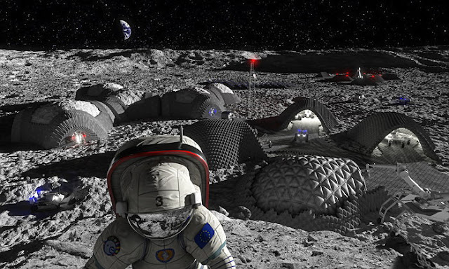 2020 yılının sonuna kadar ticari kargo Ay araçları vasıtasıyla  yeni bilim araçları ve teknolojik aletlerini Ay'a göndermeyi planlıyor.
