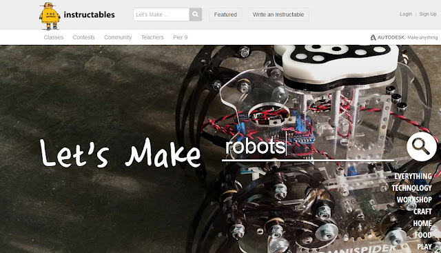 Instructables, How to Make Anything