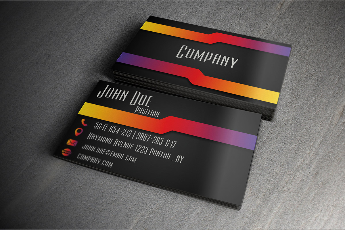 Modern business cards business card tips modern business cards templates modern business cards online modern business card design inspiration magicingreecefo Choice Image