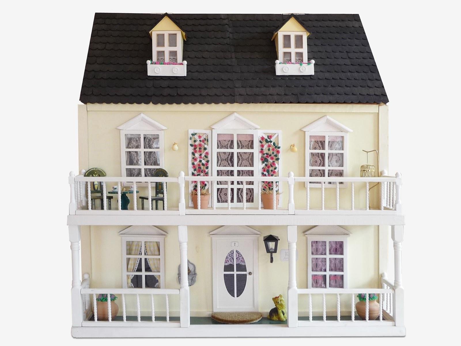 Morandi sisters microworld dollhouse full house view villa amelia - Casa da costruire ...