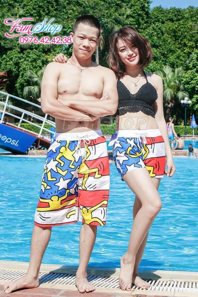 Cua hang do di bien tai Tay Ho