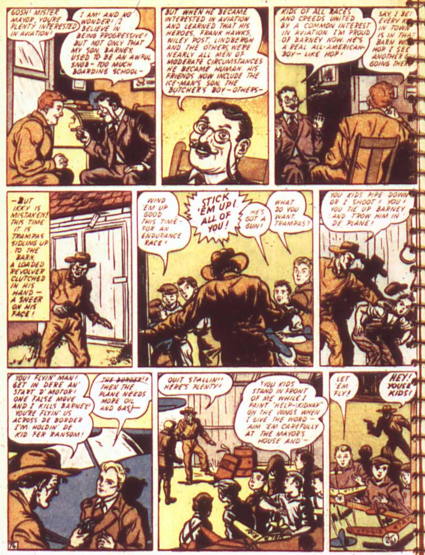 Read online All-American Comics (1939) comic -  Issue #17 - 24