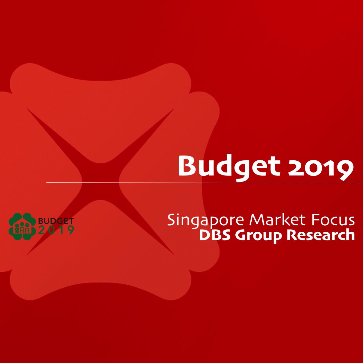 Singapore Budget 2019 - DBS Group Research | SGinvestors.io