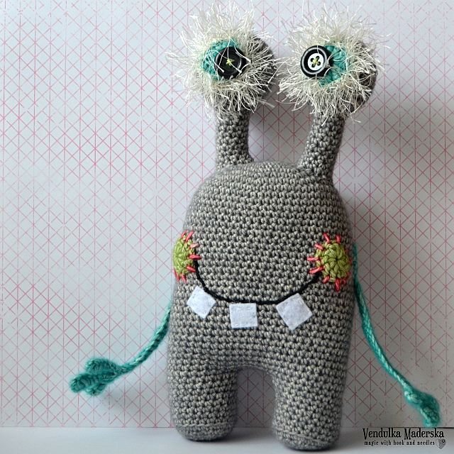 amigurumi by VendulkaM