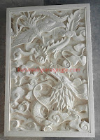 Relief batu paras untuk dinding
