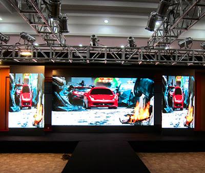Công ty cung cấp màn hình led p5 indoor chính hãng tại quận 6