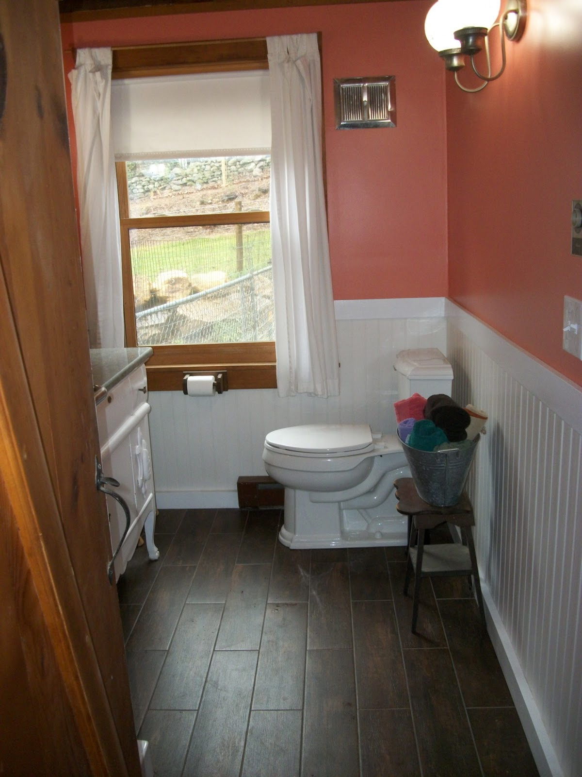 BlackBirchFarm: Bathroom Renovation Completed