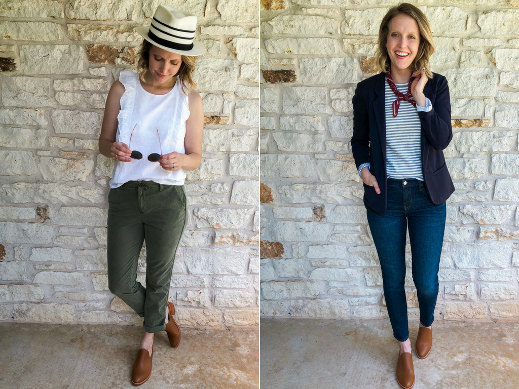 capsule wardrobe, fashion blogger, minimalist fashion blogger, minimalist style, capsule wardrobe challenge, Austin blogger, Austin fashion blogger, Texas fashion blogger, Texas blogger, summer style, summer work outfits, Swedish hasbeens,work style,