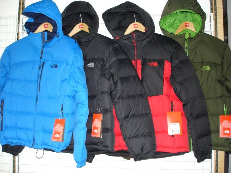 b015e569e Outdoorkit: Sneak Preview #4: The North Face Argento Hoodie, Cassius ...