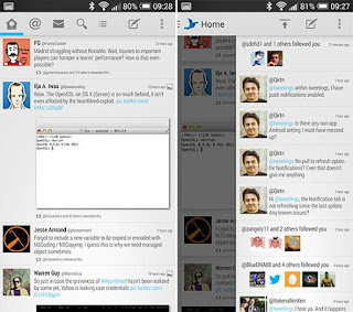 Tweeting for Twitter v7.20.1 Apk
