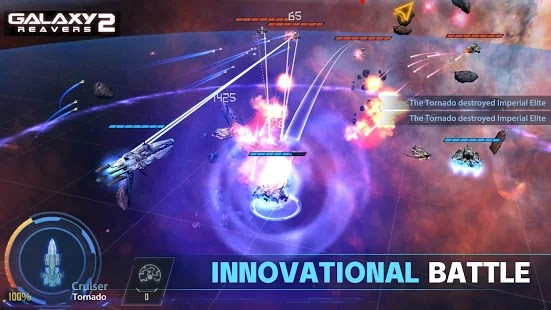 Galaxy Reavers 2 Apk+Data Free on Android Game Download