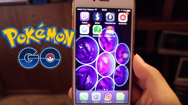 iPhone Pokemon Go Türkçe indir