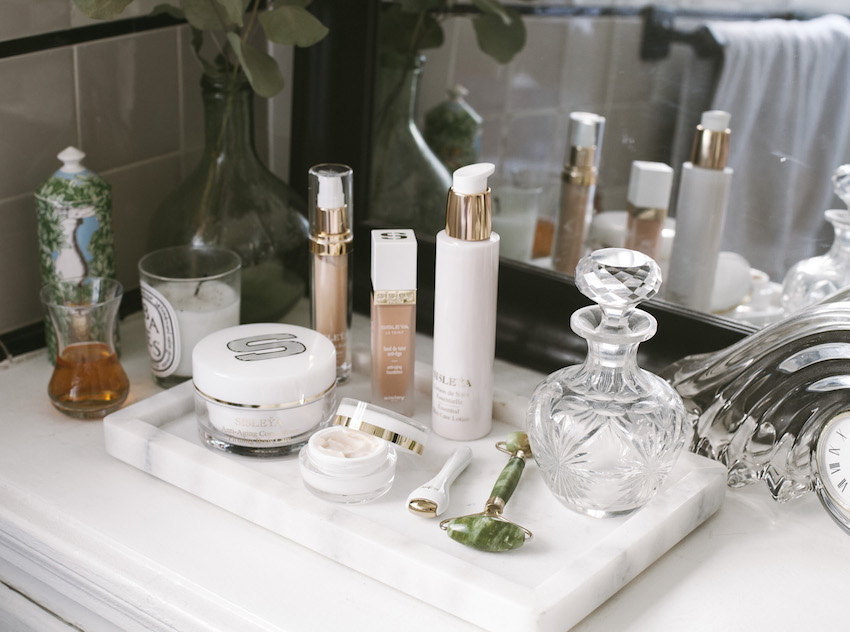 The Sisley Paris Ritual x Honey & Silk