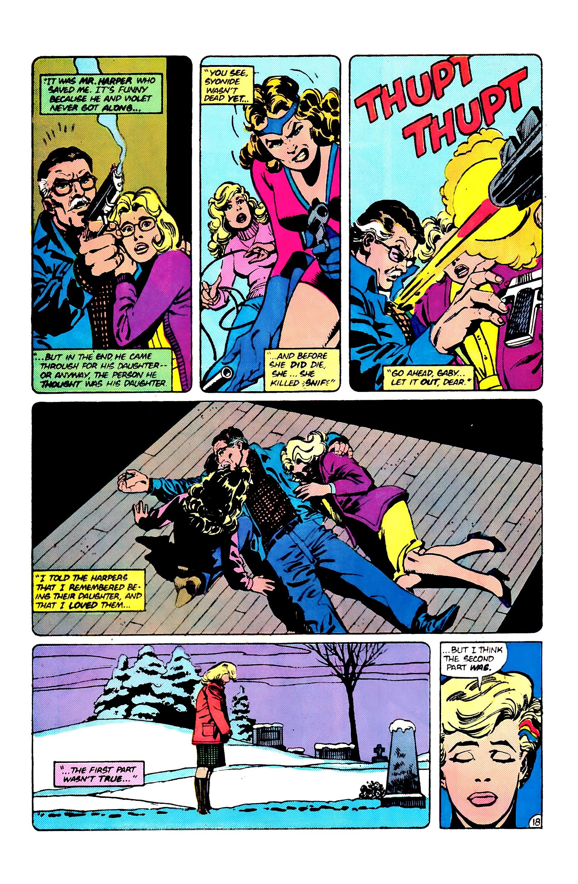 Read online Secret Origins (1986) comic -  Issue #6 - 44
