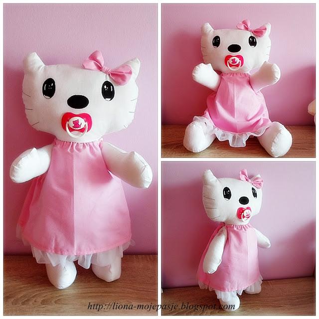 Hello Kitty ciut inaczej.