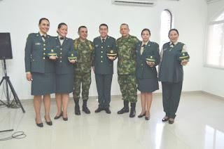 En la Séptima Brigada se realizó el ascenso de un  personal a oficiales profesionales de la reserva