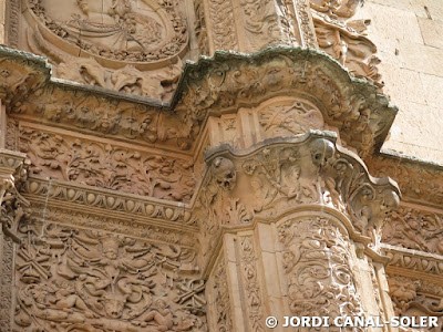 Quien descubre la Rana y Calavera en la Universidad de Salamanca aprobará