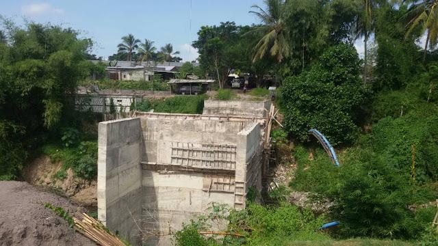 Proyek Jembatan Maut Belum Dilanjutkan