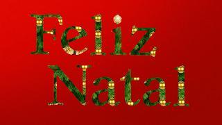 Frase Feliz Natal_fundo vermelho