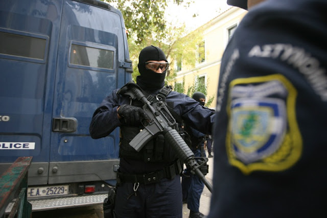 Αυτοί είναι οι συλληφθέντες Τούρκοι στην Αθήνα