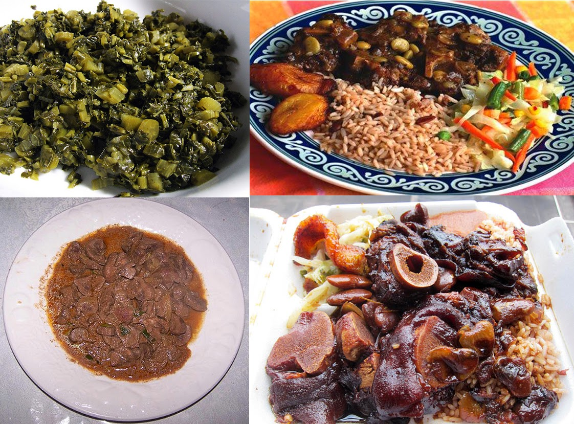Jamaican Fast Food Recipes