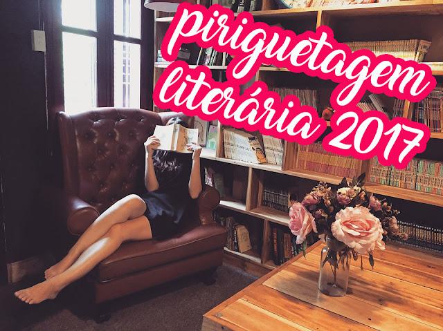 [TOP 10] Piriguetagem Literária 2017