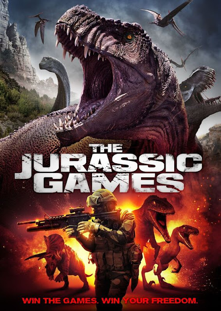 Jurassic Games poster