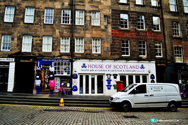 bowdywanders.com Singapore Travel Blog Philippines Photo :: Scotland :: Scotland on Foot: Walking in and Around Edinburgh