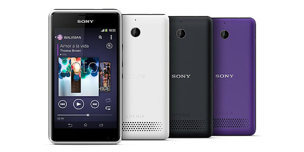 Sony Xperia E1 receives Android 4.4 KitKat software update