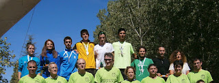 Clasificaciones Carrera El Cachon 2017