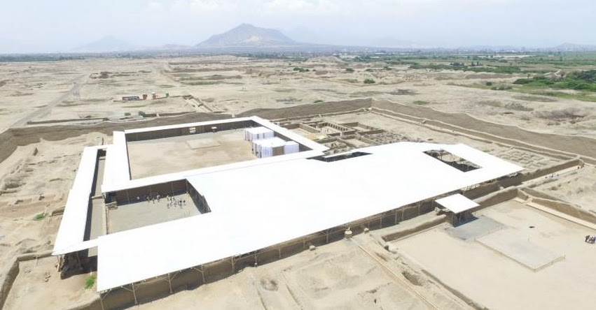 Patrimonio arqueológico no fue afectado por Fenómeno El Niño en La Libertad